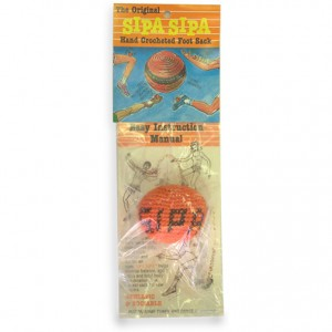 1983 Sipa footbag packaged