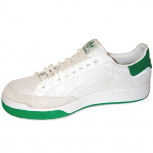 Adidas Rod LAver white:green