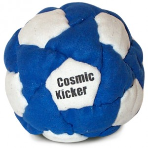 Cosmic Kicker Blue-White