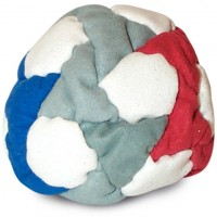 Cosmic Staller Footbag Red-White-Blue