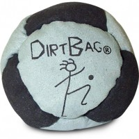 Dirtbag 8 Grey:Black