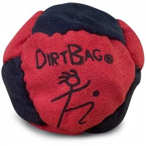 Dirtbag 8 red black