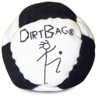 Dirtbag 8 white:black