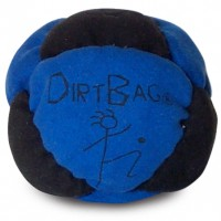 Dirtbag Footbag Blue-Black