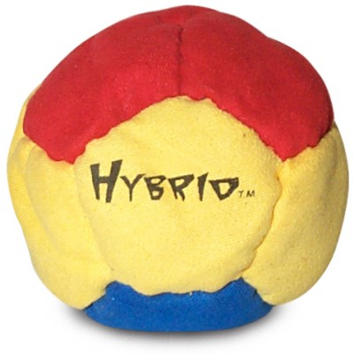 Dirtbag Hybrid red-yellow-blue