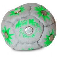 Mega Metal Footbag Gray-Green