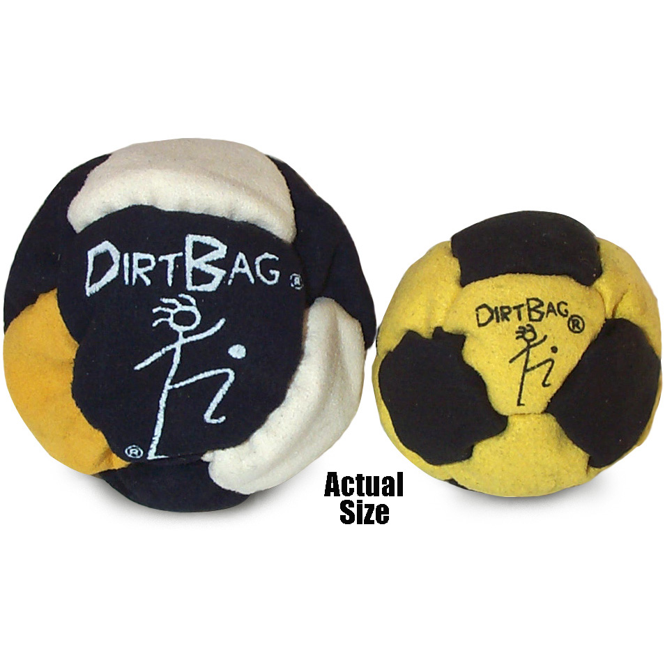 Mighty Mite Dirtbag sz comparison