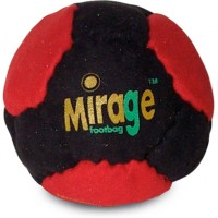 Mirage black-red