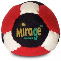 Mirage black-red-white