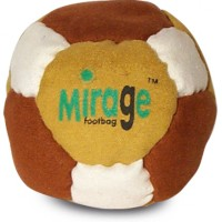 Mirage brown-mustard-white