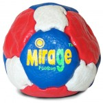 Mirage cowhide red-white-blue