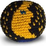 Moon footbag