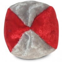 Mr Sandbag Silver-red