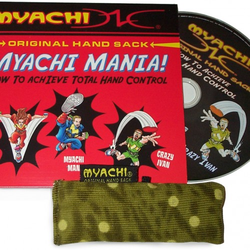 Myachi and DVD