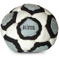 Sand Blister Footbag Gray-White-Black