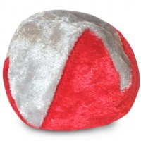 Sandblaster red-silver