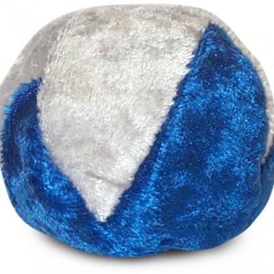 Sandblaster silver-blue