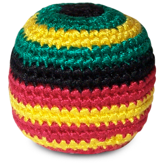 Sipa Sipa® (Hacky Sack) Footbag with FREE sticker