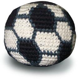 Soccer Footbag