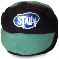 Stally green-black