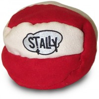 Stally red:white