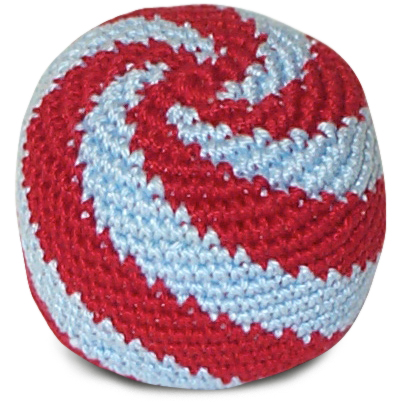 Swirl Hacky Sack Footbag World Footbag