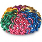 Wavy Chain Footbag