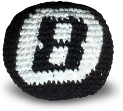 eight ball footbag