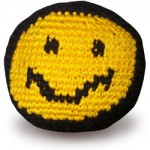 happy face footbag