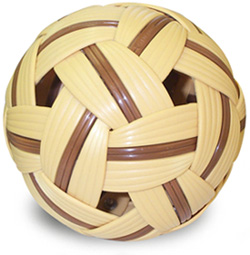 pro sepak takraw ball