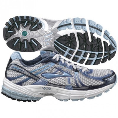 Brooks Adrenaline GTS 12 Womens Blue