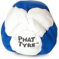 Phat Tyre Blue-White
