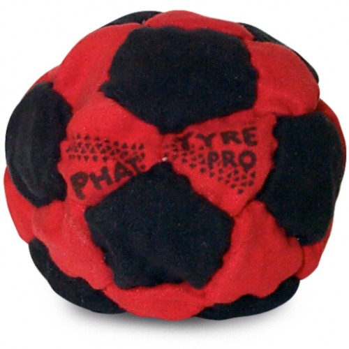 Phat Tyre Pro Black-Red