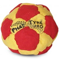 Phat Tyre Pro red-yellow