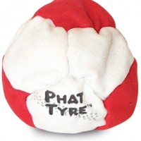 Phat Tyre Red-Whhite
