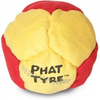 Phat Tyre Red-Yellow