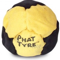 Phat Tyre black-yellow
