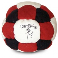 Dirtbag 26 Red-White-Black