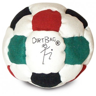 Dirtbag 26 white-green-red-black
