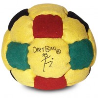 Dirtbag 26 yellow-red-green-black