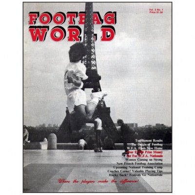 Footbag World Vol 2 #1
