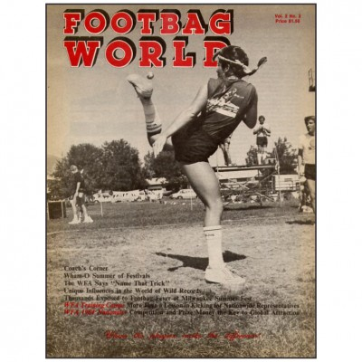 Footbag World Vol 2 #2
