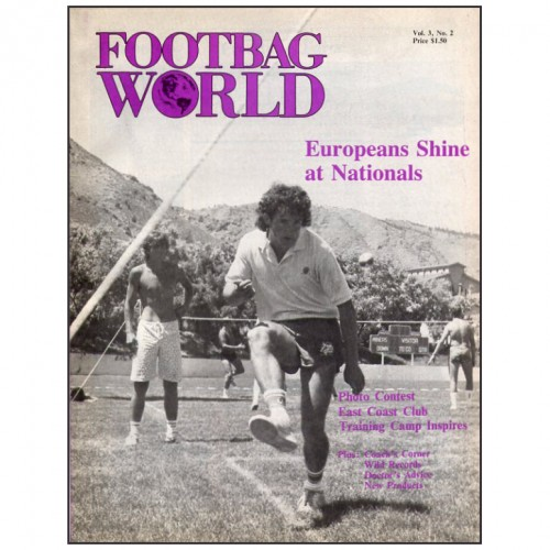 Footbag World Vol 3 #2
