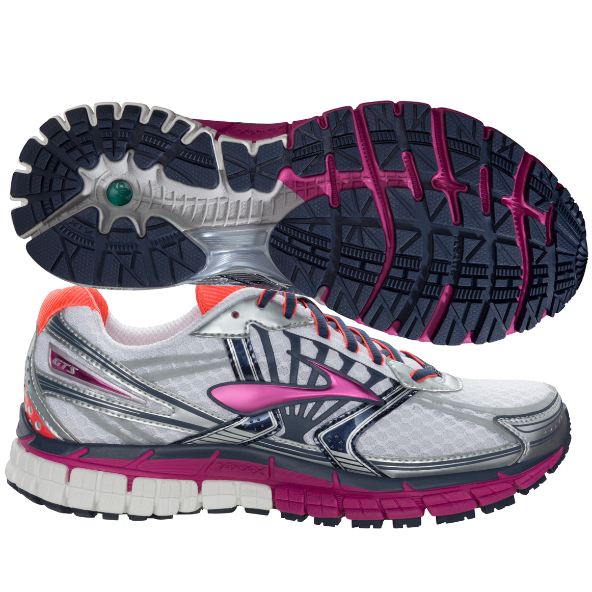 Brooks Adrenaline GTS 12 Running Shoes Review | Running Shoes Guru