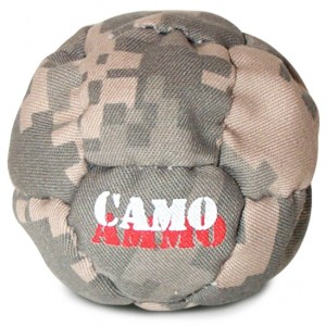 Camo Ammo Bullet Proof