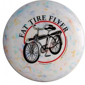 Wham-o Fat Tire flyer disc