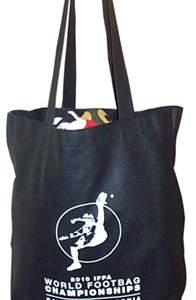 Footbag Tote Bag