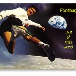 Footbag sticker