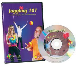 Juggling 101 DV