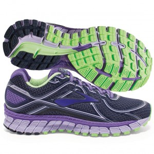 Brooks Adrenaline GTS 16 Womens purplr